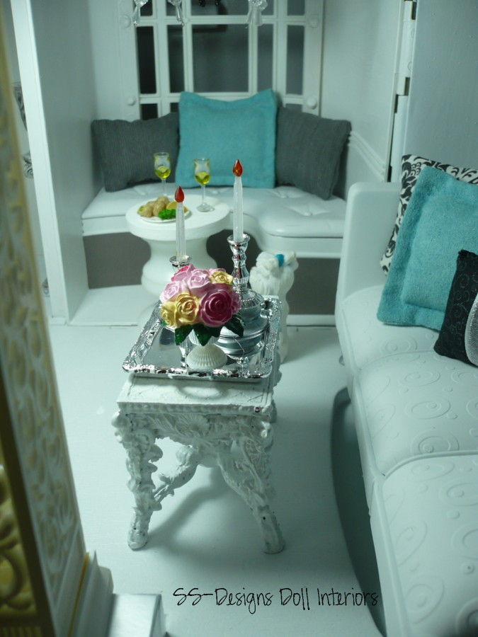 Barbie Dollhouse Living Room 2