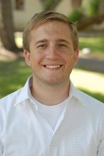 Library staff member Billy Starr | by California State University Channel Islands