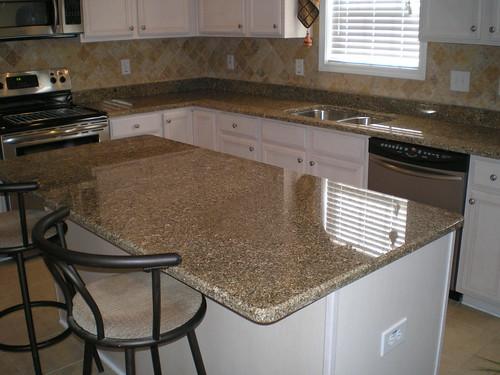 Kitchen Countertop Tile Edging