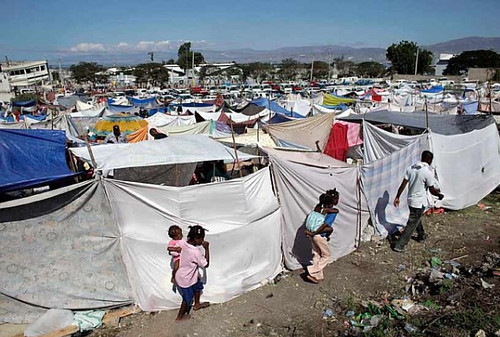 Living Conditions In Haiti One Vision International Flickr