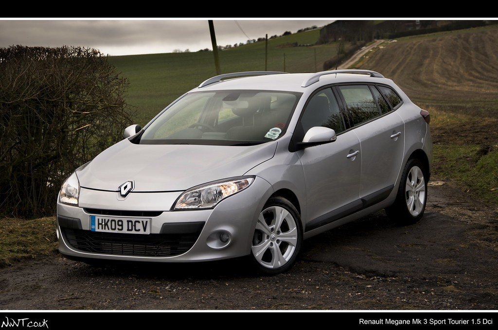 renault megane mk 3 sport tourer 1 5 dci 2010 high front q flickr. Black Bedroom Furniture Sets. Home Design Ideas