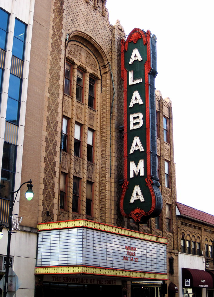 Alabama Theater Birmingham Alabama Theater