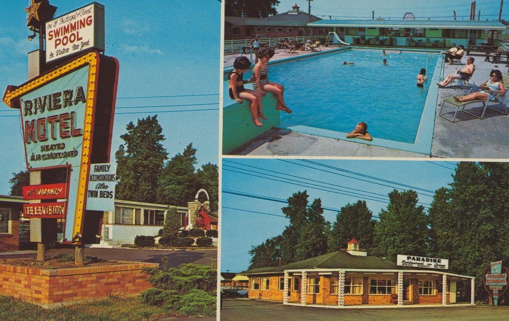 Riviera Motel - Niagara Falls, New York
