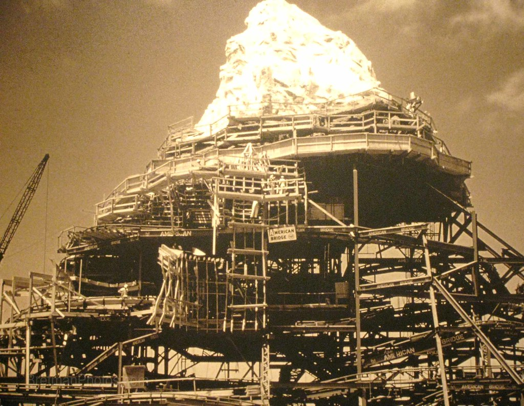 Vintage Disneyland Photographs I Took Photographs Of