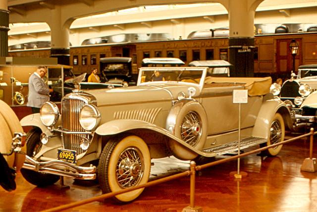 Henry Ford Museum Duesenberg A Duesenberg In The Henry