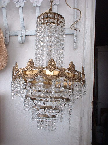 ~Chandelier~ | by ~Romantic~Vintage Home~