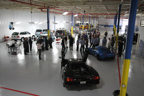 Opening Up A Car Dealership