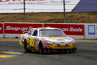 3M Sponsors Nascar Ford Fusion with Post-it Logo | by Post-it Products