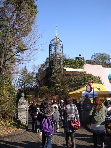 Approaching the Ghibli Museum | by maki