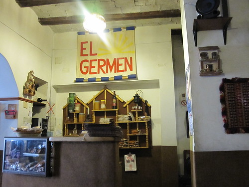 El Germen | by veganbackpacker