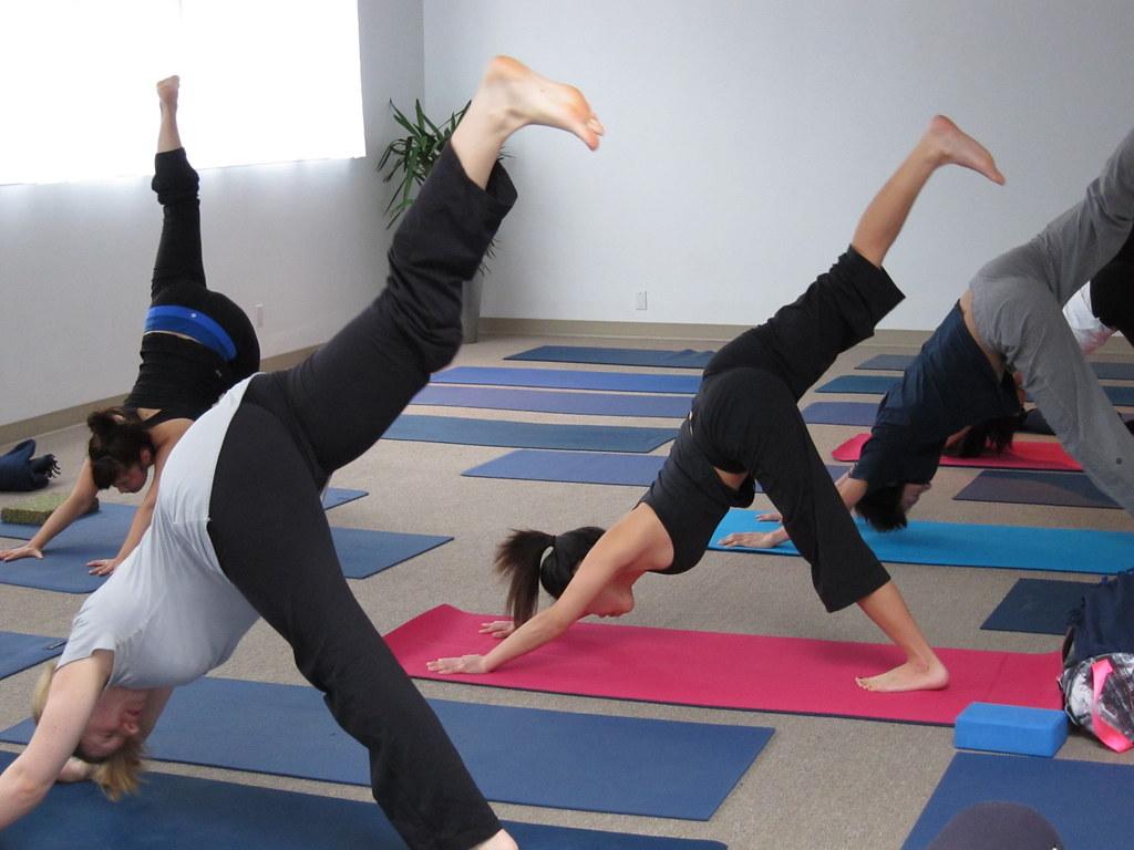 ideas de negocios yoga