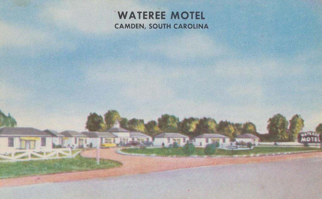 Wateree Motel - Camden, South Carolina