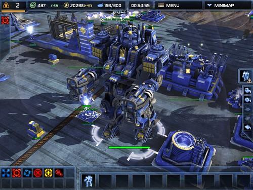 Supreme commander world domination map