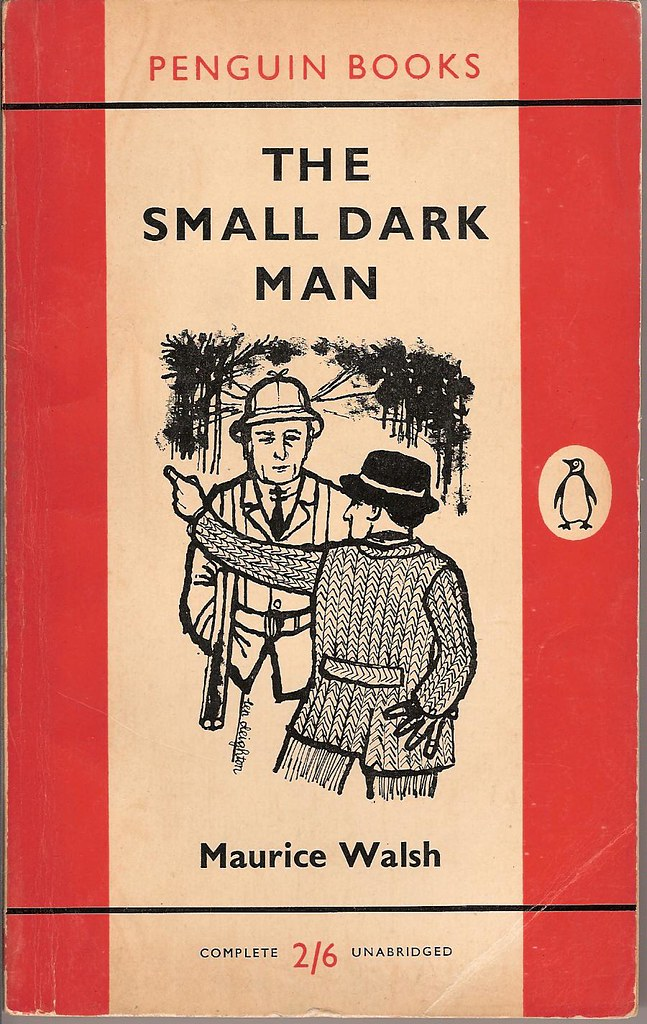 Penguin Book Cover Grid ~ The small dark man penguin book cover another len