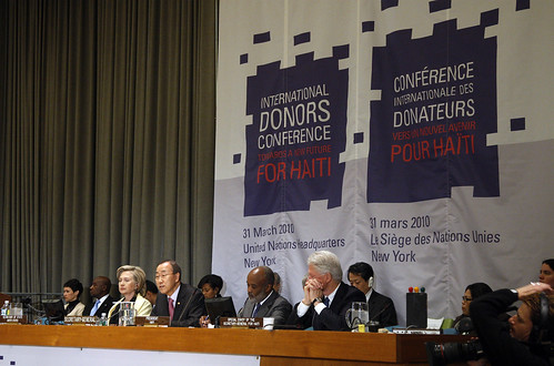 Haiti Donor Conference | by United Nations Development Programme