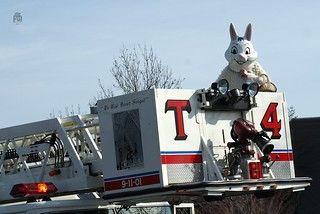 Easter Bunny - Fire Truck 03 | by drrus2000