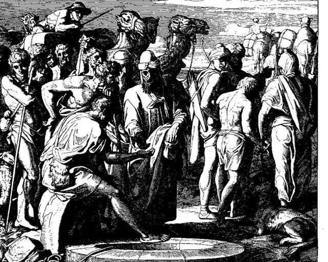 Joseph Sold Into Slavery | WELS Multi-Language ...