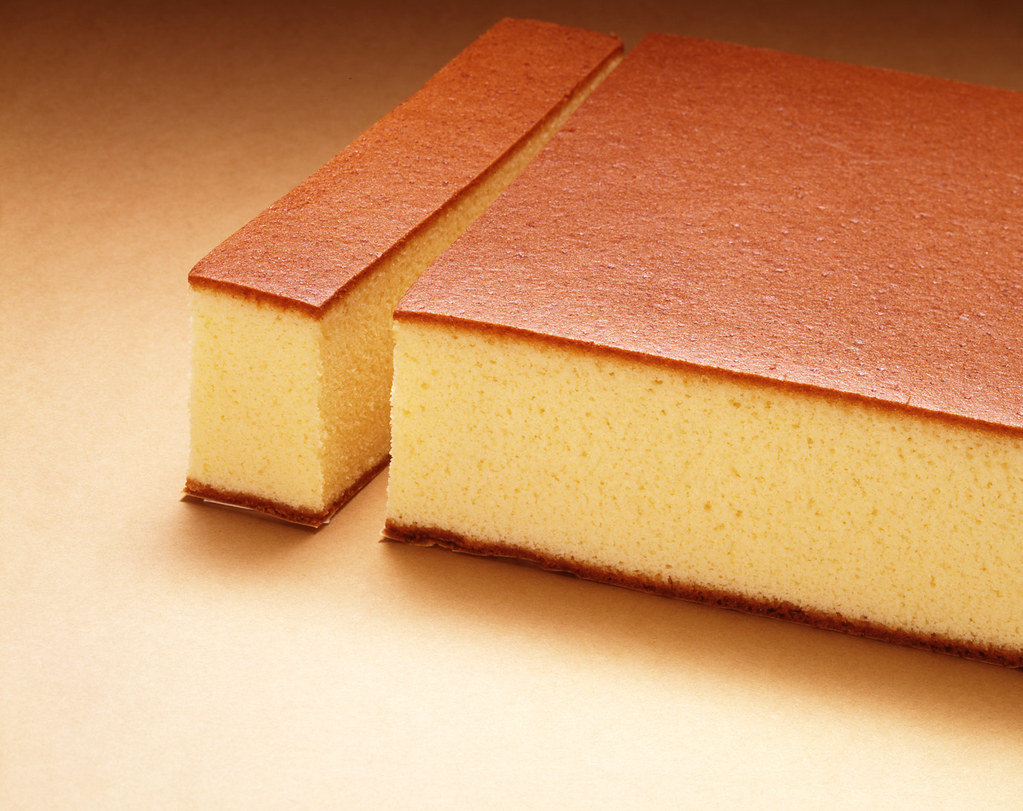 Japan Honey Cake Recipe: Japanese Cake Called Castella