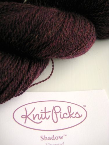 Knit Picks Shadow Lace | by Twisted Knitter