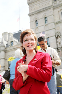 4.15.10 - Tea Party Rally @ Hartford Capitol | by WNPR - Connecticut Public Radio