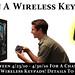 Wireless Keypad Sweepstakes