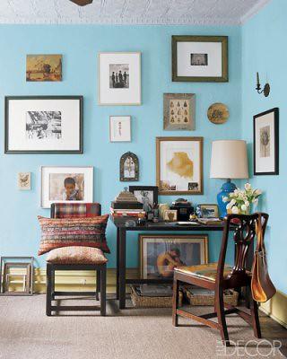 Sky Blue Living Room Benjamin Moore 39 Old Pickup Blue 39 Flickr