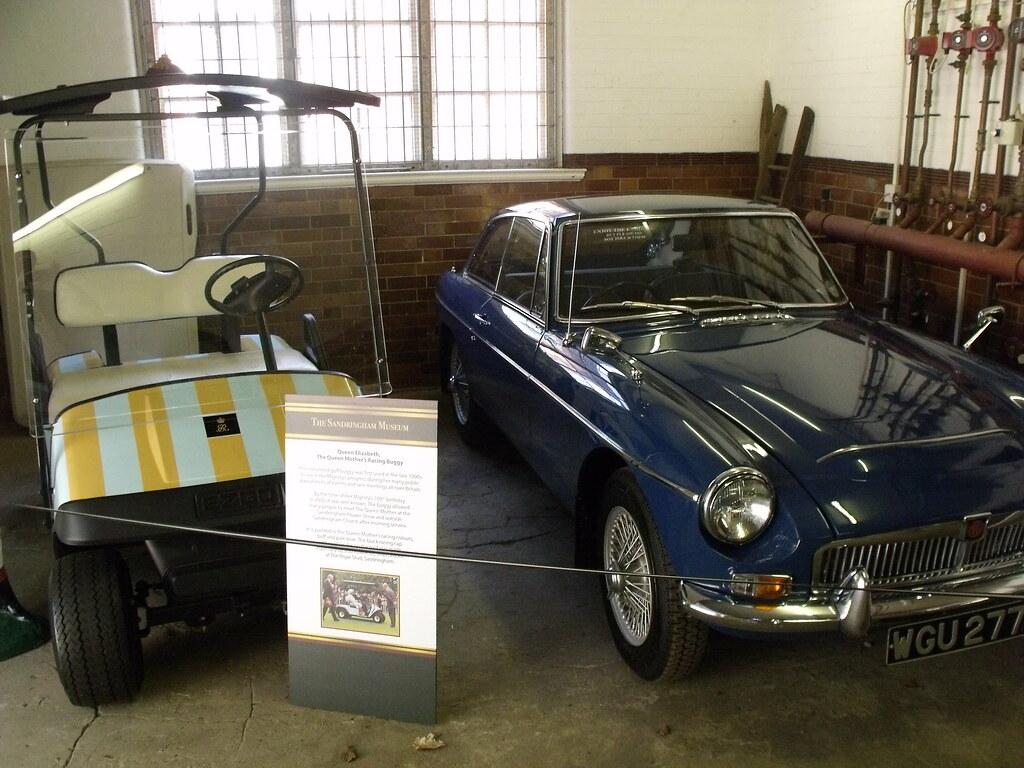 Sandringham Museum Cars Sandringham Museum Queen