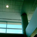 Airport Denver Ceiling Light Skylight Blue Sky Colorado