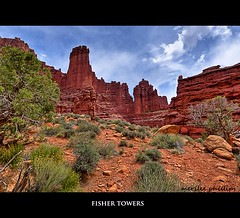 Fisher Towers | by Merilee Phillips