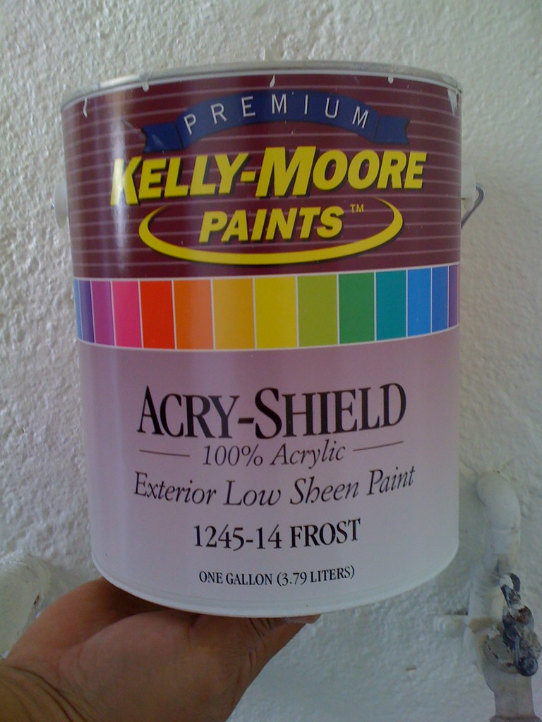 Entrance Interior Kelly Moore Paints Exterior Low Sheen Flickr