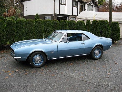 1967 Chevrolet Camaro | by Collector Car Ads