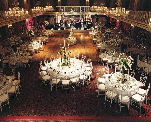 Banquet in the Grand Ballroom | by The Drake Hotel Chicago