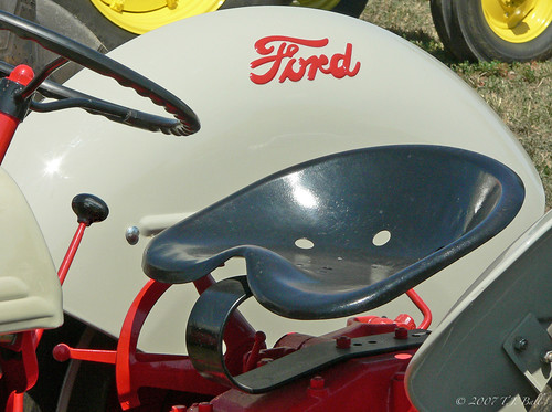 801 Ford Seat : Have you driven a ford lately seat on model