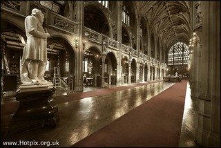 365-334 John Rylands Library Historic Reading Room, Manchester UK | by @HotpixUK -Add Me On Ipernity 500px