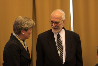 Assistant Secretary Gottemoeller with the Ambassador of Brazil | by US Mission Geneva