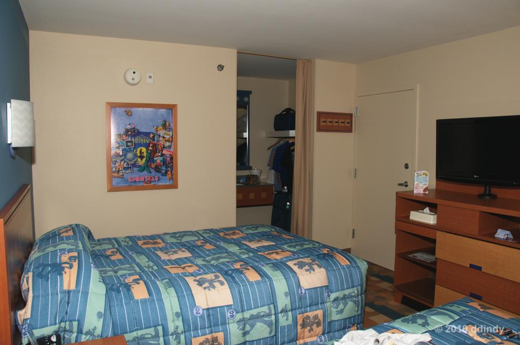 Disney Resort Rooms With  Bathrooms
