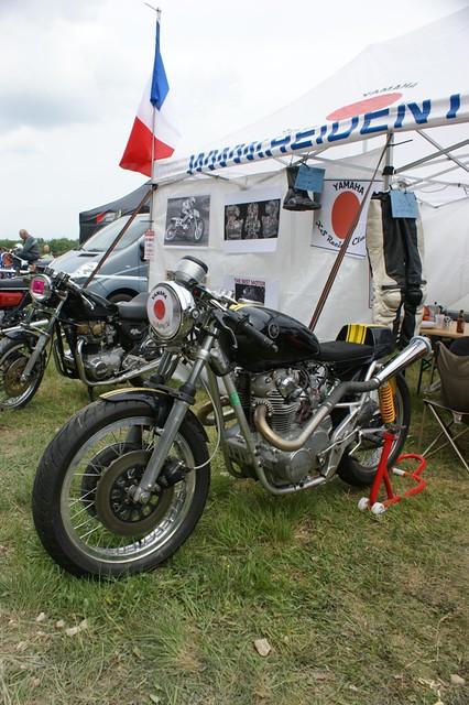 Yamaha Xs Cafe Racer Parts