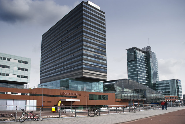 modern architecture in amsterdam the new moevenpick hotel flickr photo