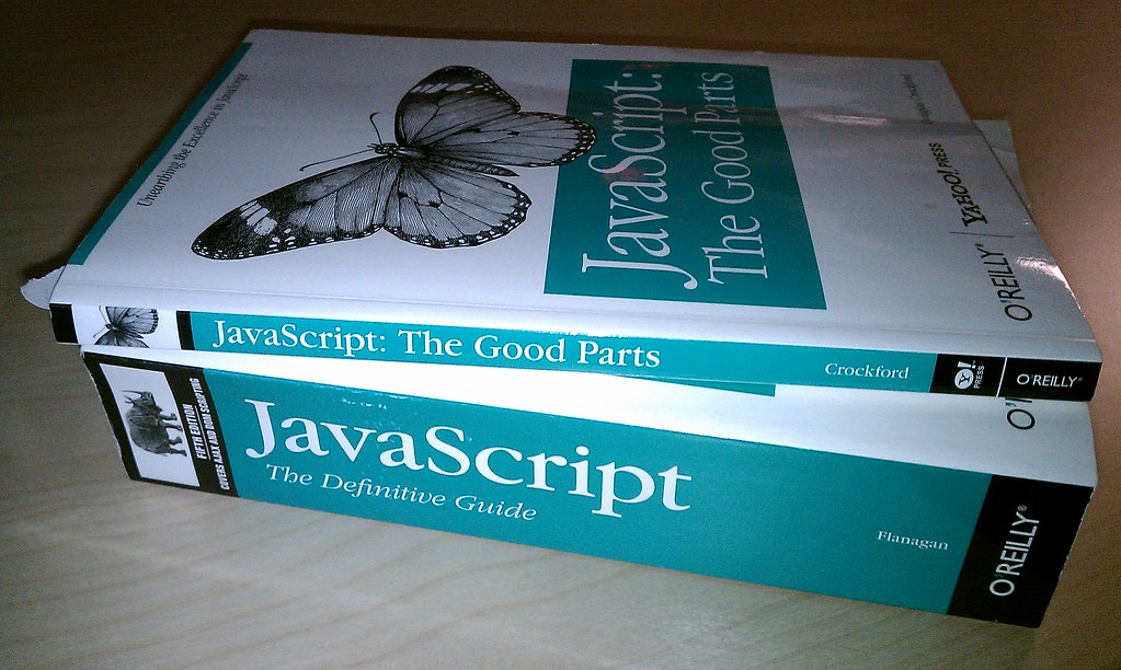 Terms Of Use >> JavaScript: Good Parts vs. The Rest | 'Nuff said. The good ...