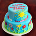 Sugar Garden Cake