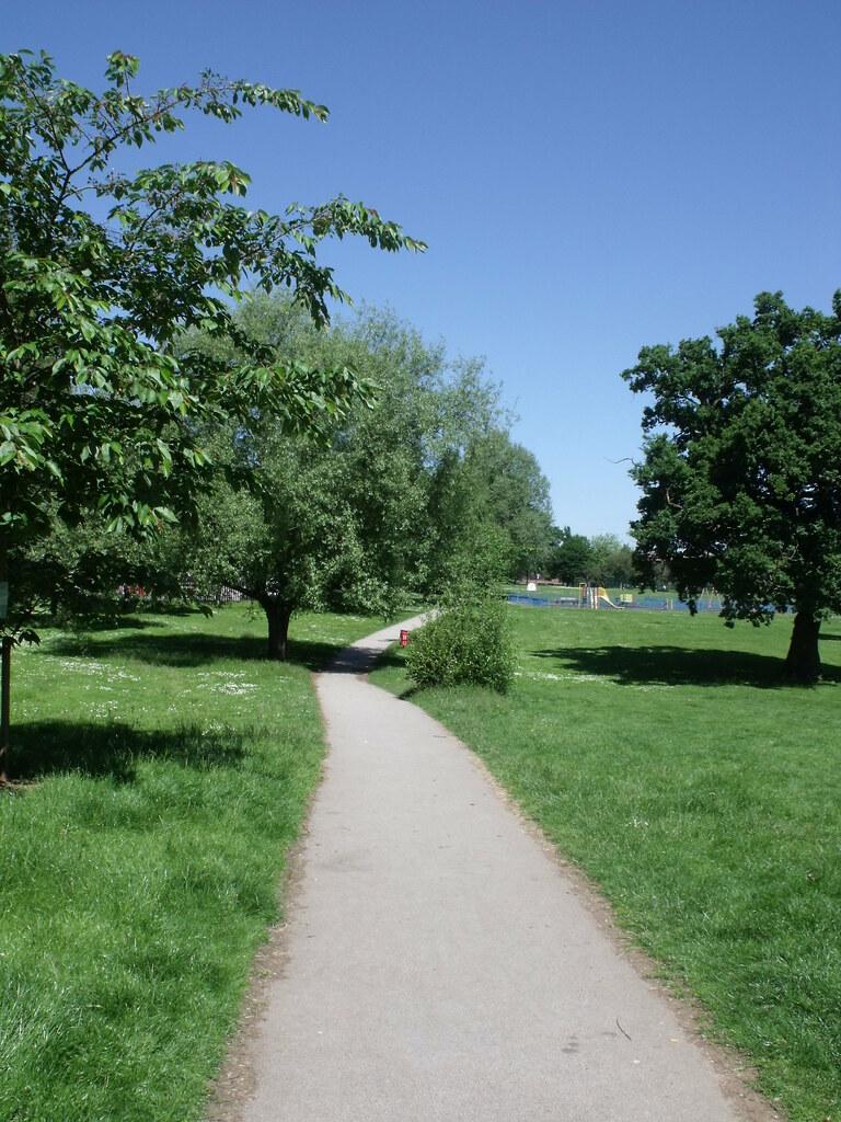 victoria common recreation ground - northfield