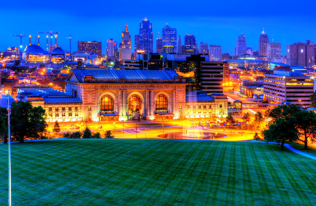 Downtown Kansas City -...