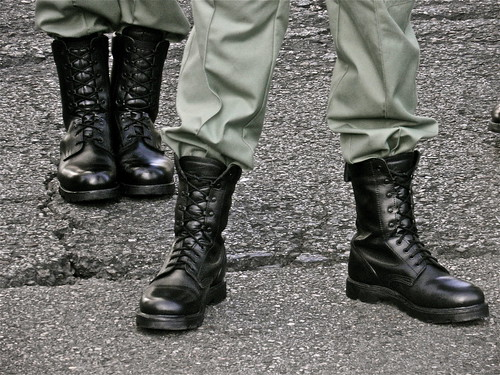 These boots are made for walking | by Ireth Annare