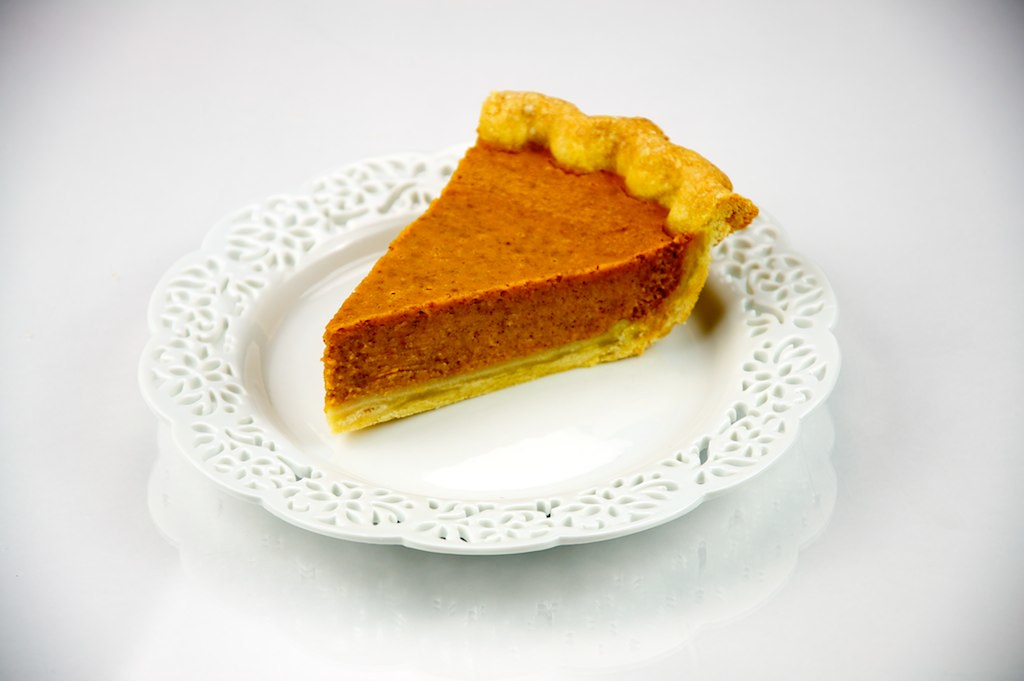 Pumpkin Cake With Rice Flour
