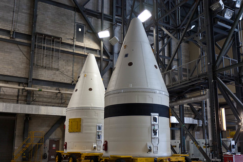 "Solid Rocket Booster ""SRB"" Tops for STS-134 Space Shuttle ..."