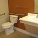 View of Anacapa Village RA Bathroom