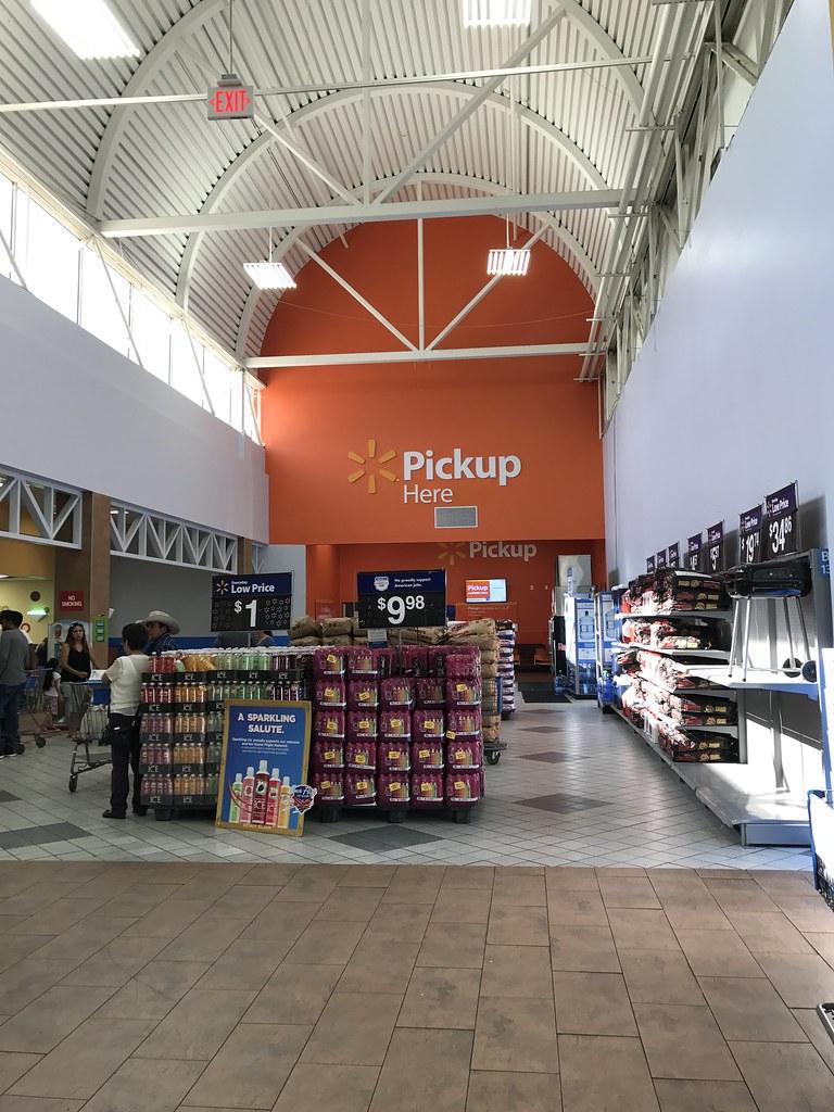 Arlington Walmart former Hypermart USA | Houston Retail ...