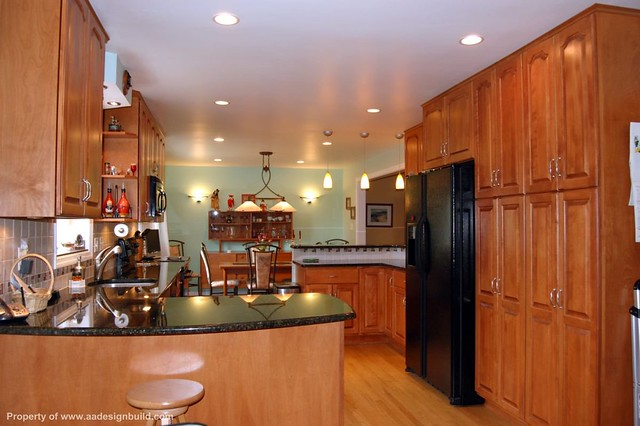 Kitchen remodeling kitchen island washington dc potomac Kitchen design remodel dc