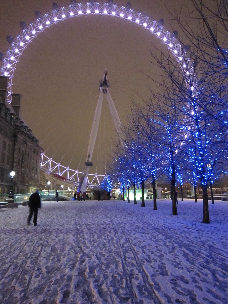 London Eye at Night | ...