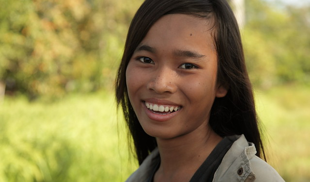 Young model pics Cambodian